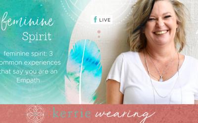 Feminine Spirit TV: 3 common experiences of an Empath