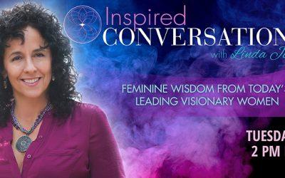 Inspired Radio with Linda Joy talking Empaths & the Divine Feminine